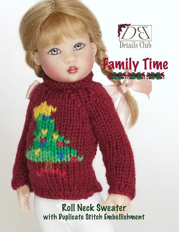 33 best images about TONNER DOLLS KNIT PATTERNS on ...
