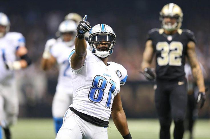 Calvin Johnson | More scenes from the celebration - Detroit Lions