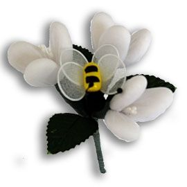 Cute little bee bouquet - perfect for birthdays.