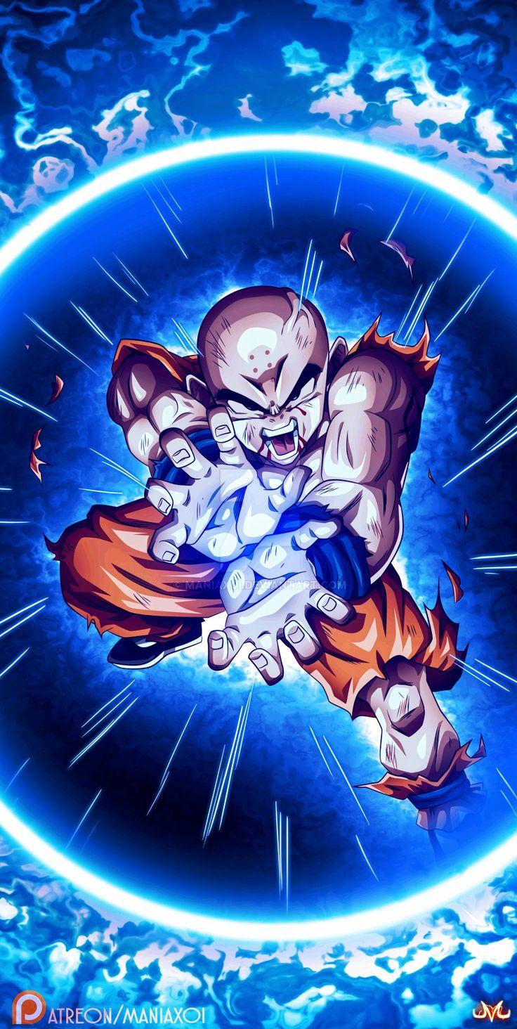 Krillin – Kamehameha, Dragon Ball Super