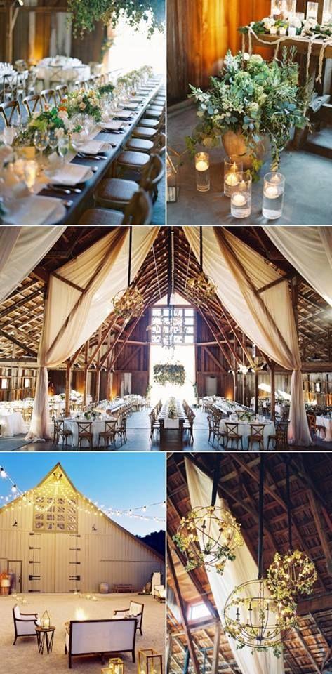 Barn Converted To Wedding Reception Venue Santa Lucia Preserve Josevilla