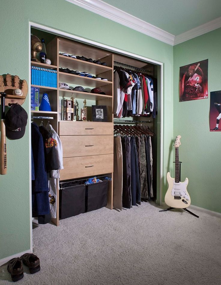 St. Louis Doors And Closets, LLC. #Reach In #closets #