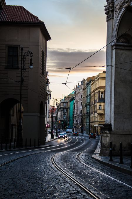Streets of Prague Photo by Andrew Lewis — National Geographic Your Shot