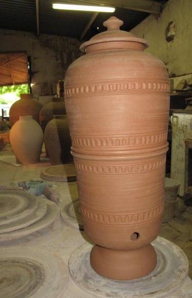 Terracotta water filter