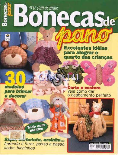arte com as maos bonecas de pano n°4 - nery velazquez - Picasa Web Albums
