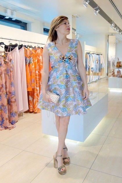 Pinko #dress #ss16 #fashion #elegance