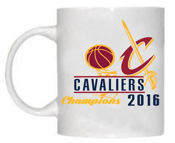 2016 CLEVELAND CAVALIERS- NBA Champions Mug by SignsofAggression on Etsy