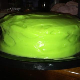 Nickelodeon Slime Cake Becaaaause I M A Chef