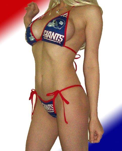 New York Giants bikini cute-bikinis