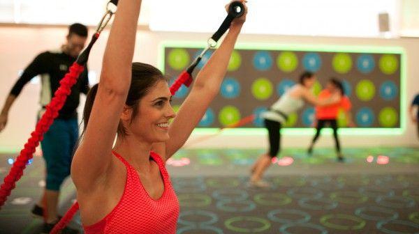 Fitness så sjovt som et arkadespil? Et nyt kredsløbsbaseret…