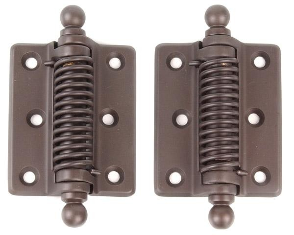 Heavy Duty Ball Tip Spring Hinge Pair. Find this Pin and more on Screen Door Hardware ...  sc 1 st  Pinterest & 13 best Screen Door Hardware images on Pinterest | Screen door ...