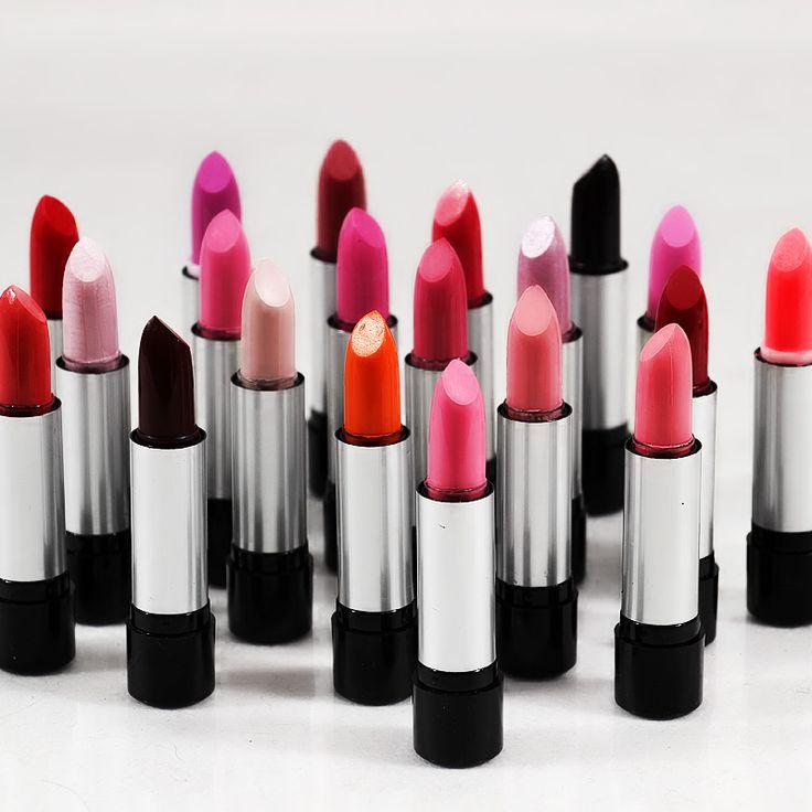 방수 립스틱 드레싱 테이블 메이크업 maquillaje 아름다움 메이크업 입술 batons liquido 매트 립스틱 pintalabios 립스틱 3652