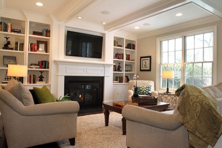 Sign In Small Family Room Family Room Layout Family Room Decorating