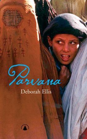 """LUS 15-18 """"Parvana"""" av Deborah Ellis"""