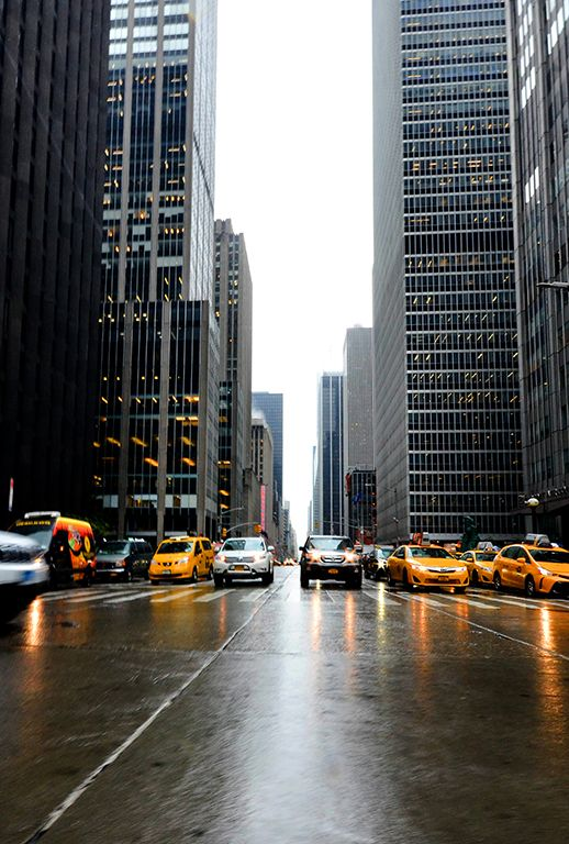 NYC Car jungle - By Anthony A
