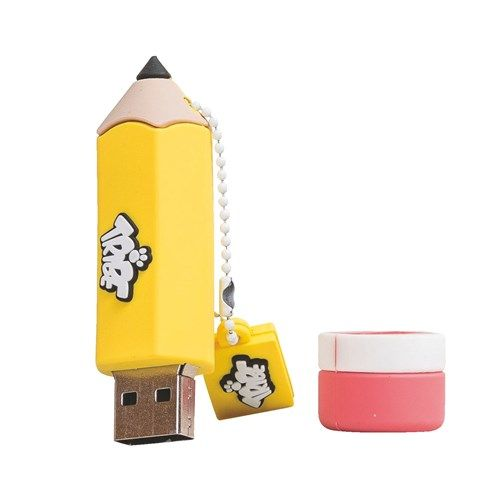 Clé USB 8 Go crayon