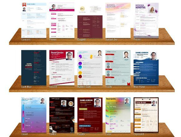 203 best cv originaux images on pinterest