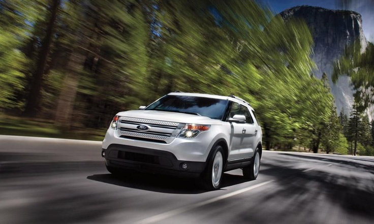 The 2013 Ford Explorer Limited Review Notes