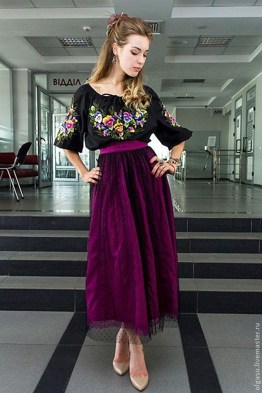 Ukrainian beauty folk fashion.   Ольга Стрельцова дизайнер Вінниця