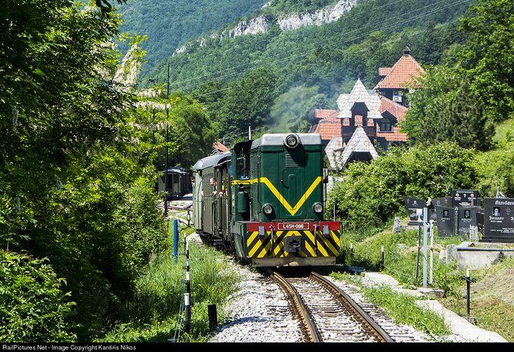 RailPictures.Net Photo: L45H-096 ZS - Zeleznice Srbije FAUR L45H at Mokra Gora, Serbia and Montenegro by Kantiris Nikos
