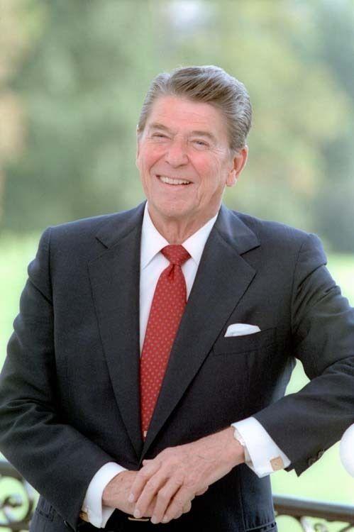 ronald reagan  | Ronald Reagan - U.S. Republican Party Photo (10897770) - Fanpop ...