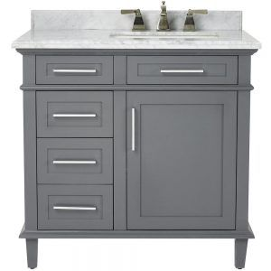 Bathroom Vanities With Tops 36