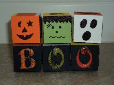 halloween day 26 guest blogger halloween blocks tutorial