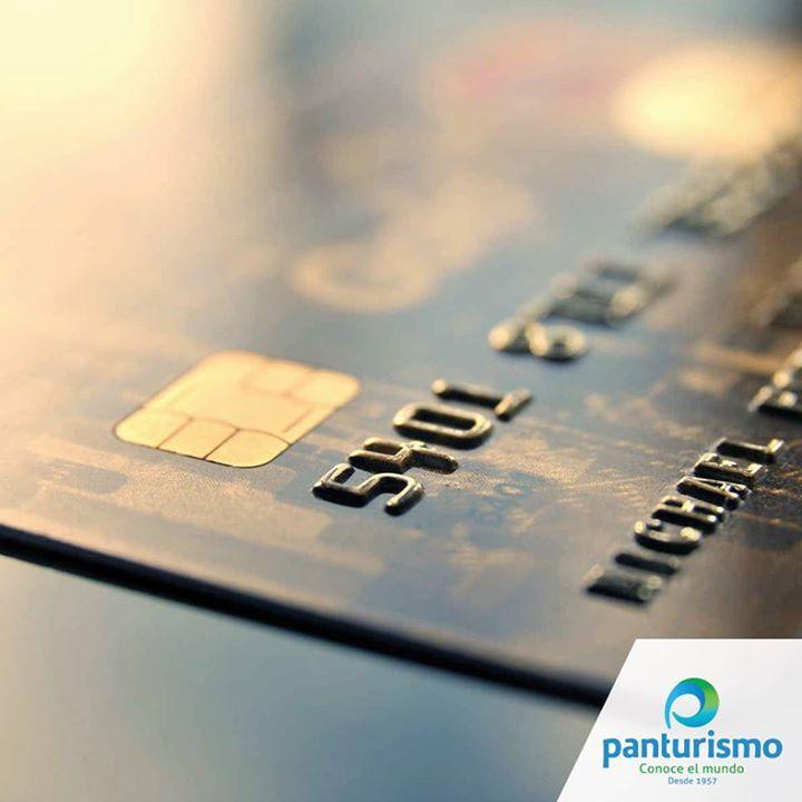 Antes de viajar a otro país, no olvides habilitar tu tarjeta de crédito para hacer compras en el exterior.