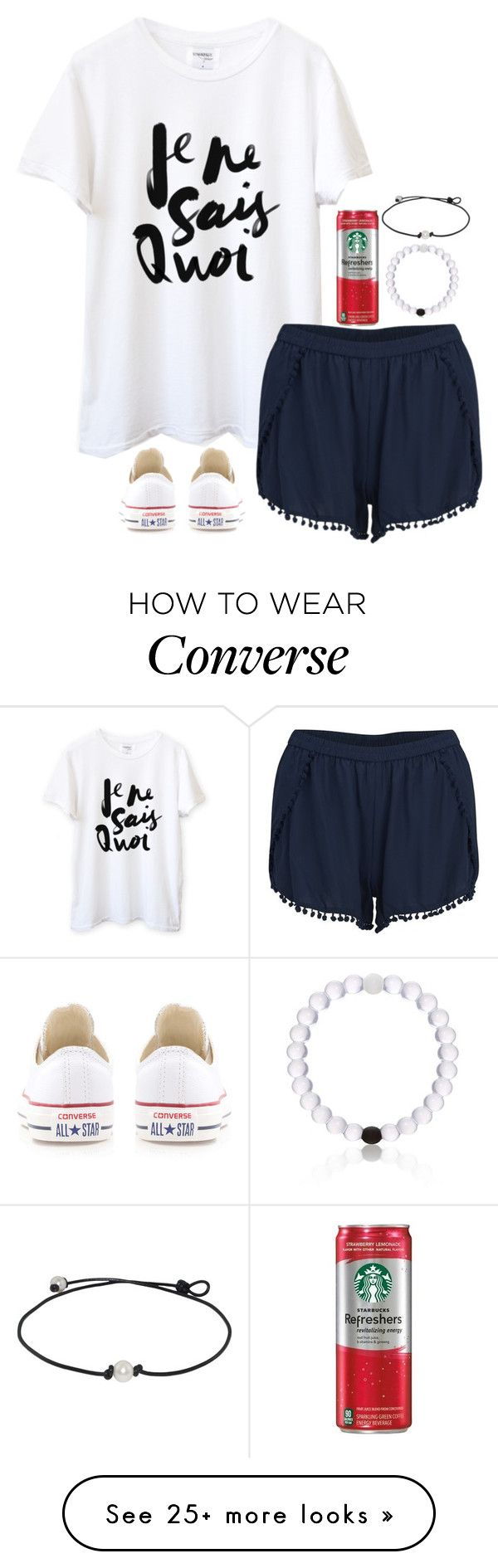 """~1k by Sunday people!!~"" by lindsaygreys on Polyvore featuring Converse and VILA"