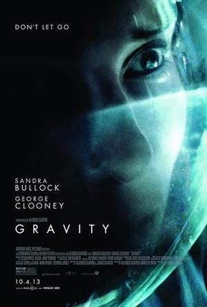GRAVITY: Fantastic portrayal of one epic journey from space to earth and everything in between.