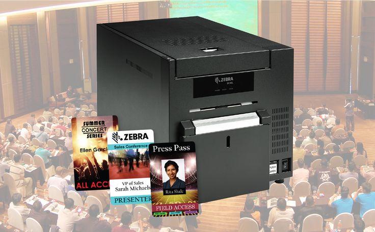 #ZebraTechnologies presenta #ZC10L, la prima #Stampante di #Card per grandi formati