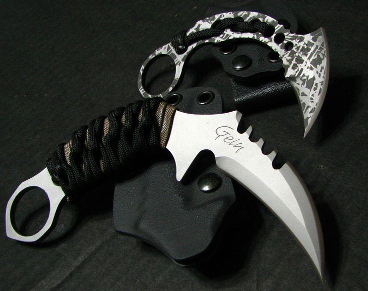 Fotogalerie - Bojové nože