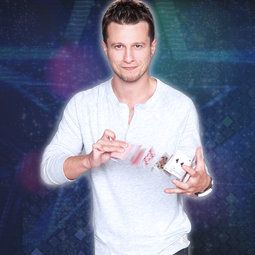 Mat Franco from Americas got Talent, Las Vegas, the Linq