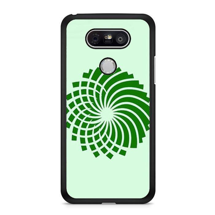 Green Party Logo LG G6 Case Dewantary
