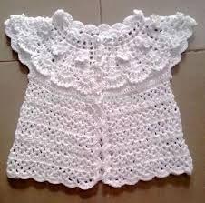 vestido para bebe a crochet paso a paso - Buscar con Google                                                                                                                                                      Más