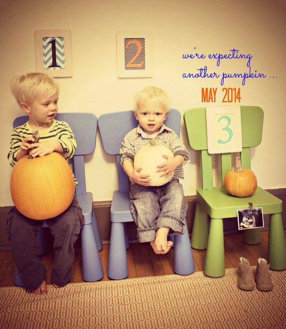 Pregnancy Reveal Announcement Ideas - Picture Ideas For Facebook - Sohosonnet Creative Living