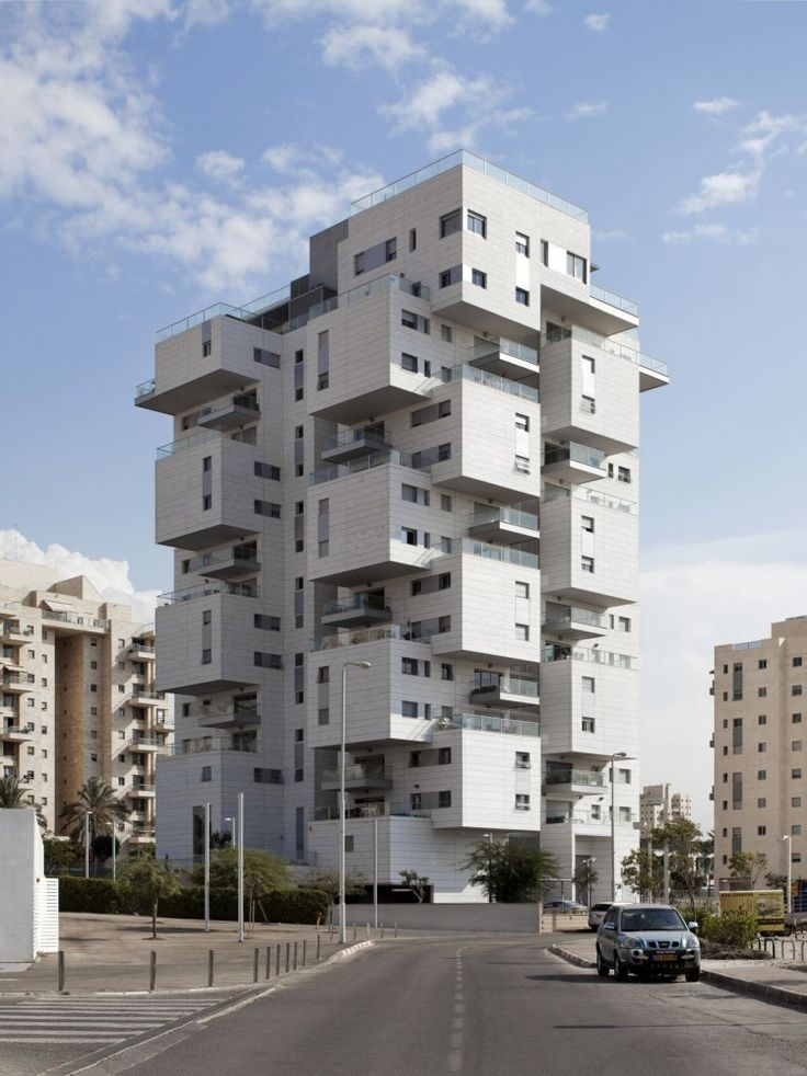 Z Design Building | Architects: Ami Shinar – Amir Mann | Location: Holon, Israel | Photographs: Dana Polo