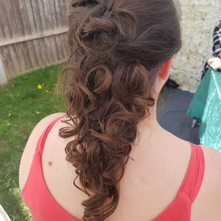 #hair #hairstyle Wedding fair model number 3.....#hair #hairdresser #updo #twisted