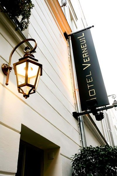 Hotel Verneuil  final pick 6 ème