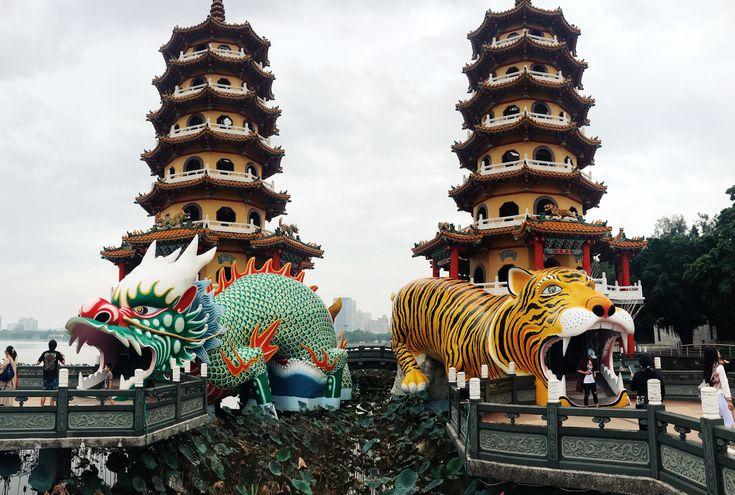 Kaohsiung – sielukasta kitchiä ja silkkaa hulluutta – SinneTänne -matkablogi