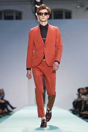 Paul Smith Spring Summer Menswear 2013 Paris