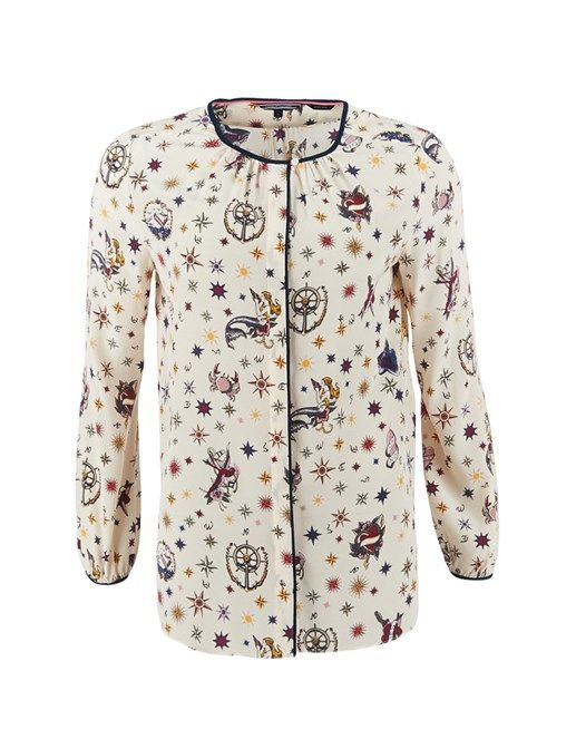 Renee blouse cadmel Tommy Hilfiger