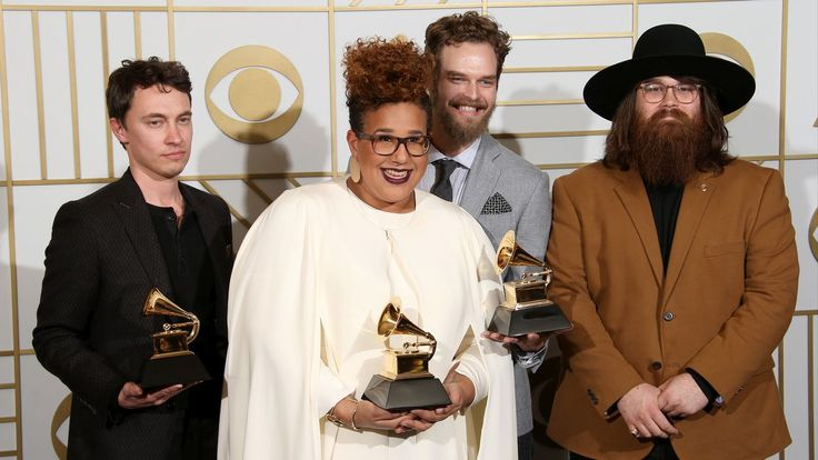 Alabama Shakes to celebrate those Grammy wins with a tour Newswire: Alabama Shakes to celebrate those Grammy wins with a tour            Despite taking home four Grammy awards yesterday (both  during the telecast  and  earlier in the day ) Alabama Shakes isnt going to kick back and relax just yet. In April the band will be embarking on a tour across the United States with a handful of international dates thrown in before that for good measure. This tour will last all the way up to August…