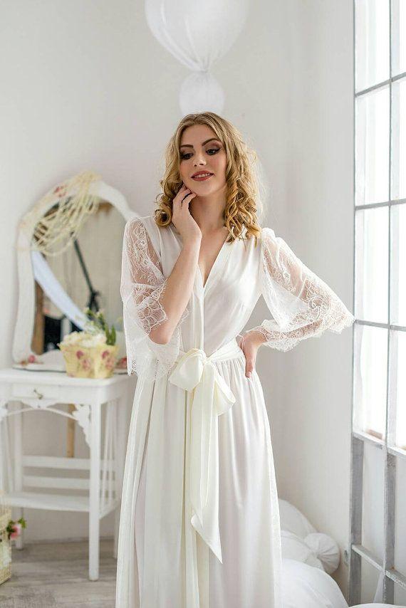 Bruids gewaad womens gewaad bruiloft kleed klaar kleed