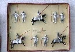 toy soldiers knight Britians