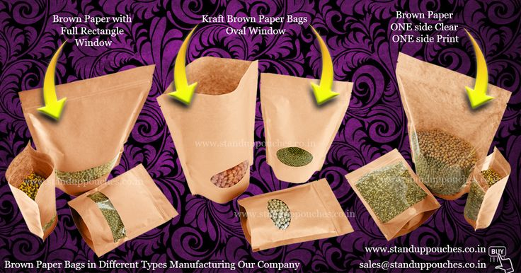 The #paperbags are unique and natural option that will give your brand a personal style.  we tell you that the #Brownpaperbags are ideal to store: #coffee, #nuts, #tea, products, etc.