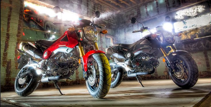 2014 Grom Overview - Honda Powersports