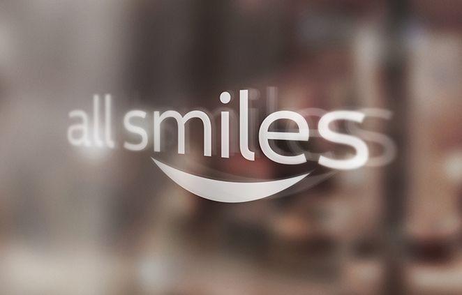 Diseño Logo - All Smiles