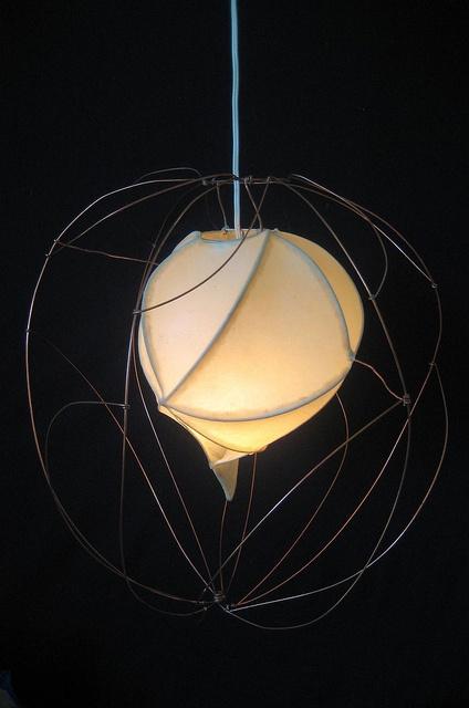 17 best ideas about paper light on pinterest diy light fixtures paper installation and diy - Paper light fixtures ...