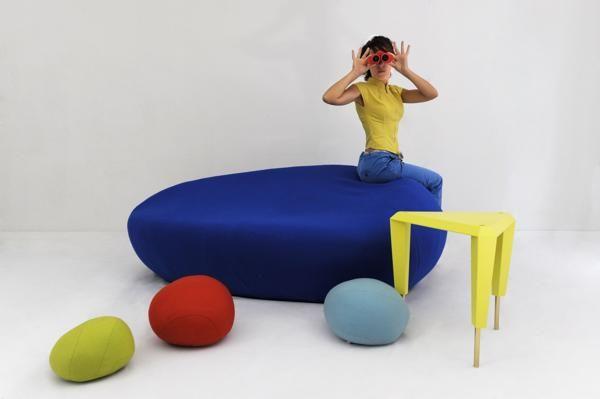 creative kids furniture. Unusual Children Furniture And Large Floor Pillows Creative Kids K